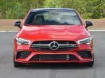 2020 mercedes-amg cla 35 front grille