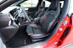 2020 mercedes-amg cla 35 front seats