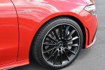 2020 mercedes-amg cla 35 19-inch wheel