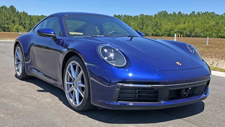 Video Review: 2020 Porsche 911 Carrera S