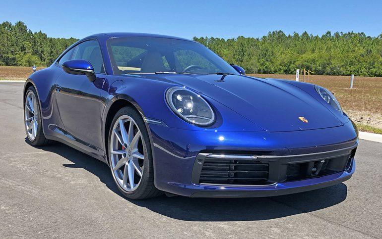 2020 porsche 911 carrera s test drive review