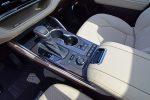 2020 toyota highlander platinum shifter