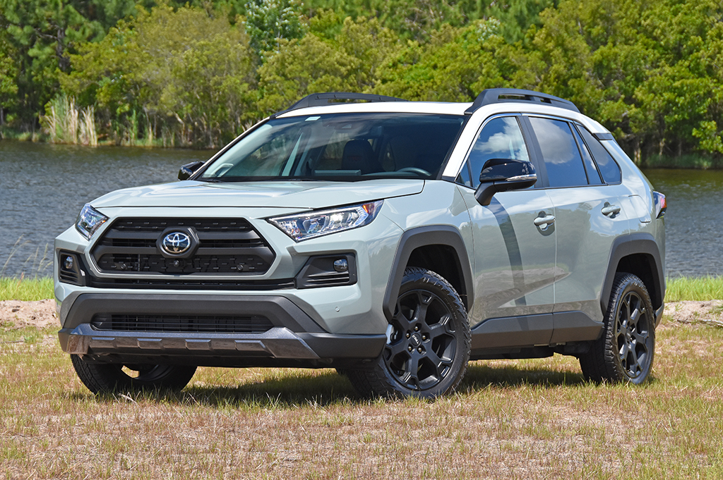 2020 Toyota Rav4 Trd Off Road Review Test Drive Automotive Addicts