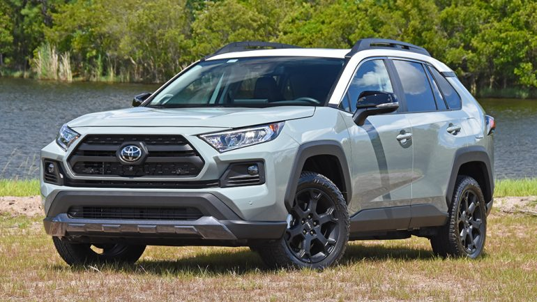 Video Test Drive Review: 2020 Toyota RAV4 TRD Off-Road
