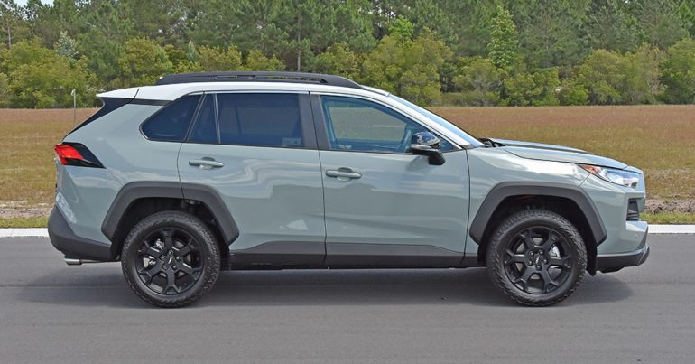 2020 toyota rav4 trd off-road side
