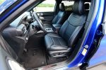 2020 ford explorer st front seats