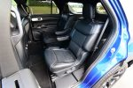 2020 ford explorer st second row seats