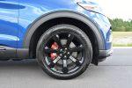 2020 ford explorer st 21 inch wheel