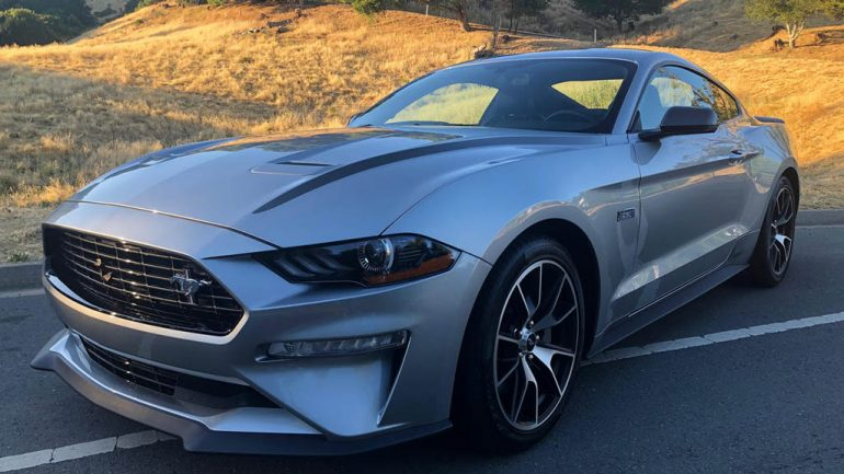 2020 Ford Mustang EcoBoost High Performance Package – A Little Motor-Pony with a Big Bark