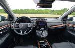 2020 honda cr-v touring awd dashboard front