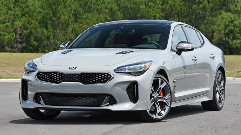 2020 Kia Stinger GT RWD Review & Test Drive