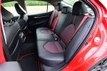 2020 toyota camry trd rear seats