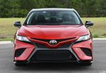 2020 toyota camry trd front grill