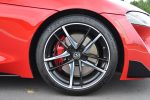 2020 toyota supra wheels