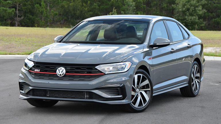 2020 Volkswagen Jetta GLI Autobahn 6-Speed Manual Review & Test Drive