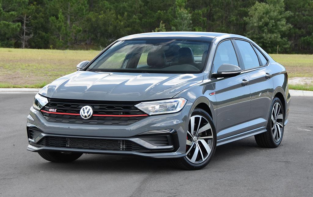 2020 Volkswagen Jetta Gli Autobahn 6 Speed Manual Review Test Drive Automotive Addicts