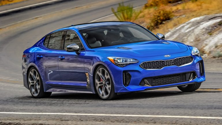 2020 KIA Stinger Stands Out on Value