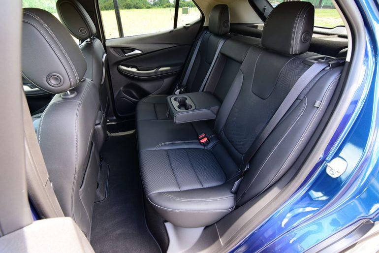 2020 buick encore gx rear seats