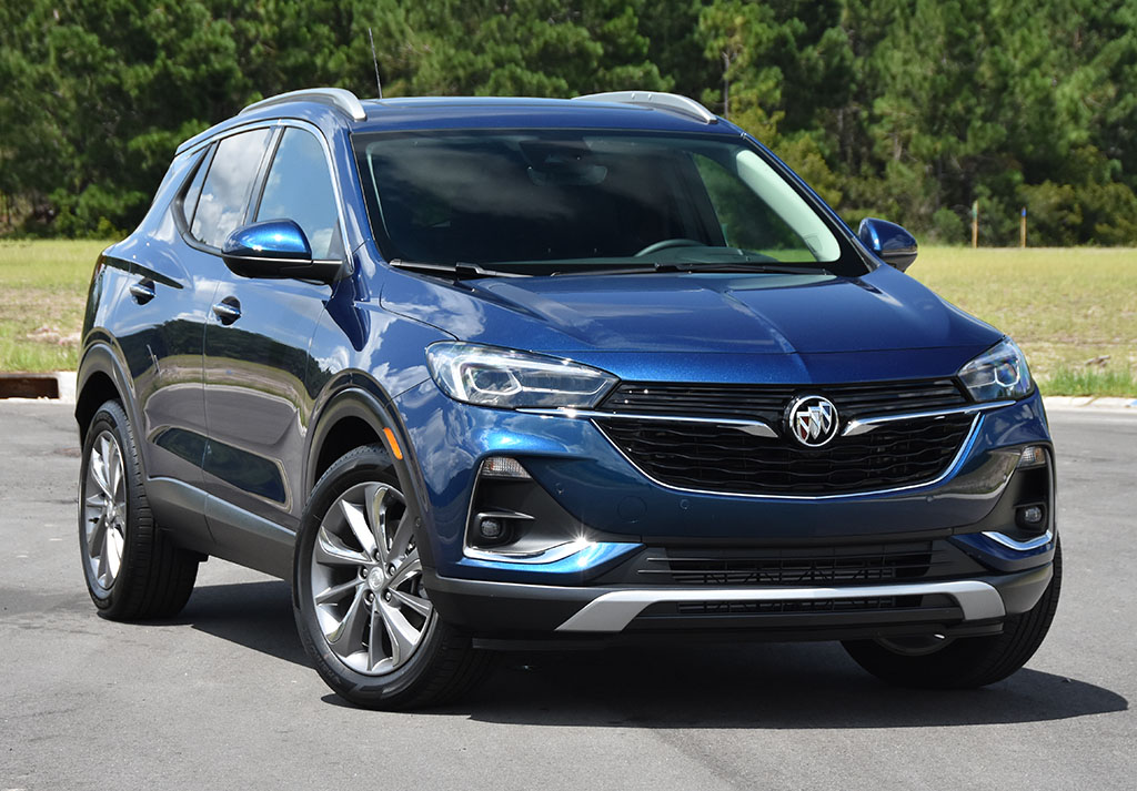 2020 buick encore gx essence fwd review & test drive