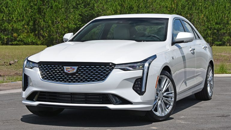 2020 Cadillac CT4 Premium Luxury Review & Test Drive