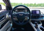 2020 cadillac ct4 steering wheel
