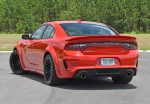 2020 dodge charger srt hellcat widebody rear