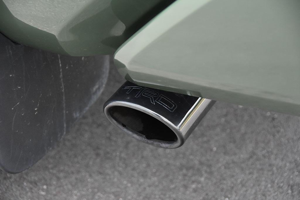 2020 Toyota Tundra Trd Pro Exhaust Automotive Addicts