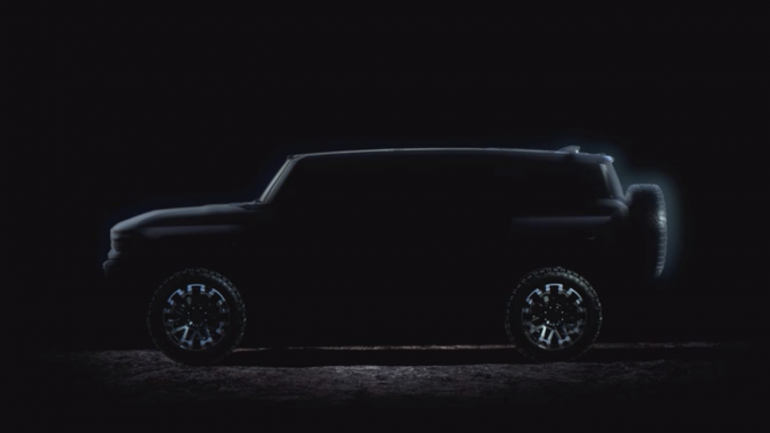 The World's First Supertruck: The GMC HUMMER EV to be Revealed This Fall – Video