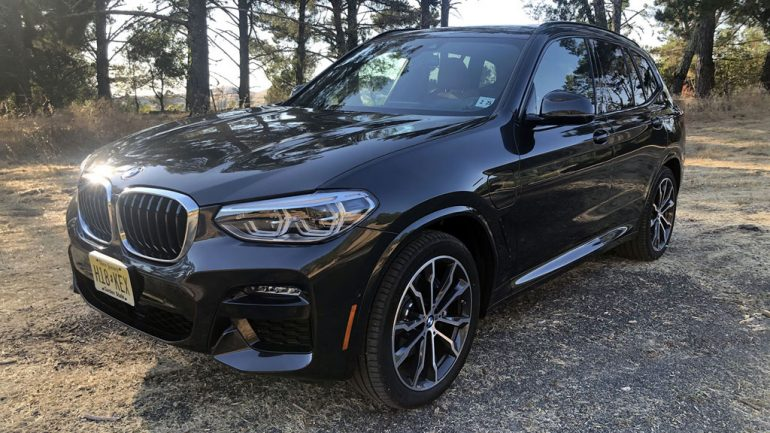 2020 BMW X3 xDrive30e Review & Test Drive