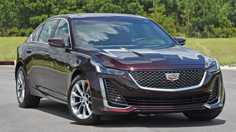 2020 Cadillac CT5 Premium Luxury AWD Review & Test Drive