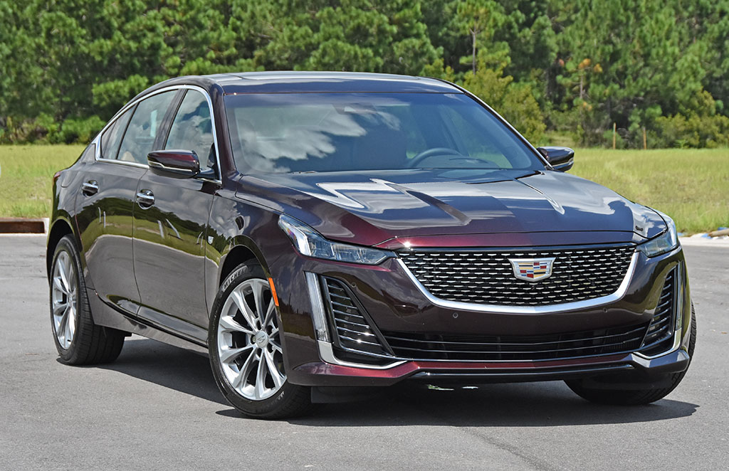 2020 Cadillac Ct5 Premium Luxury Awd Review Test Drive Automotive Addicts