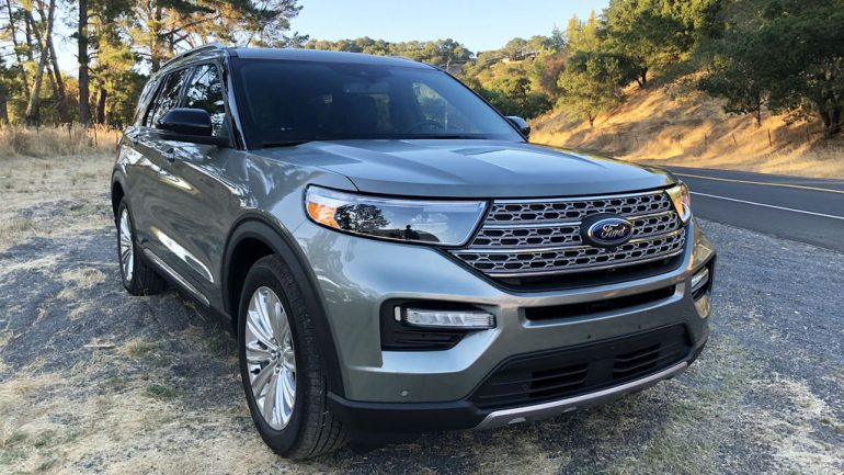 2020 Ford Explorer Hybrid Limited Review & Test Drive