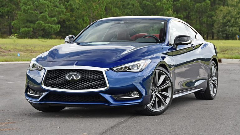 2020 Infiniti Q60 Red Sport 400 Review & Test Drive