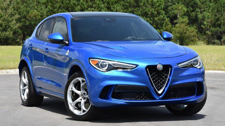 2020 Alfa Romeo Stelvio Quadrifoglio Review & Test Drive