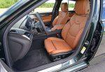 2020 cadillac ct5-v front seats