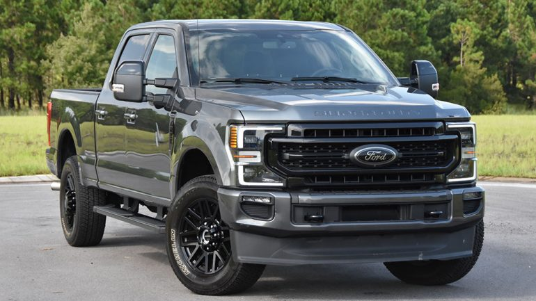 2020 Ford F-250 Super Duty Lariat 7.3 V8 Review & Test Drive