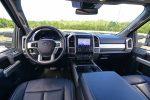 2020 ford f-250 super duty 7.3 V8 gasoline lariat dashboard