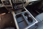 2020 ford f-250 super duty 7.3 V8 gasoline lariat cupholders