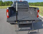 2020 ford f-250 super duty 7.3 V8 gasoline lariat bed step