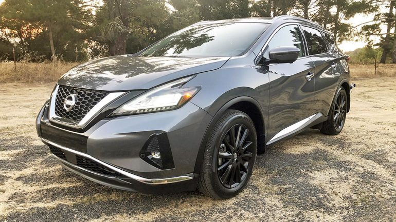 2020 Nissan Murano Platinum FWD Review & Test Drive