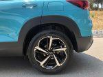 2021 chevrolet trailblazer rs wheel tire