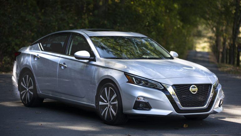 The Attractive 2020 Nissan Altima Stands out in the Mid Size Sedan Segment