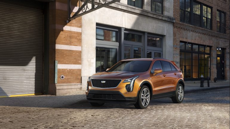 The 2020 Cadillac XT4 Offers Performance and Technology