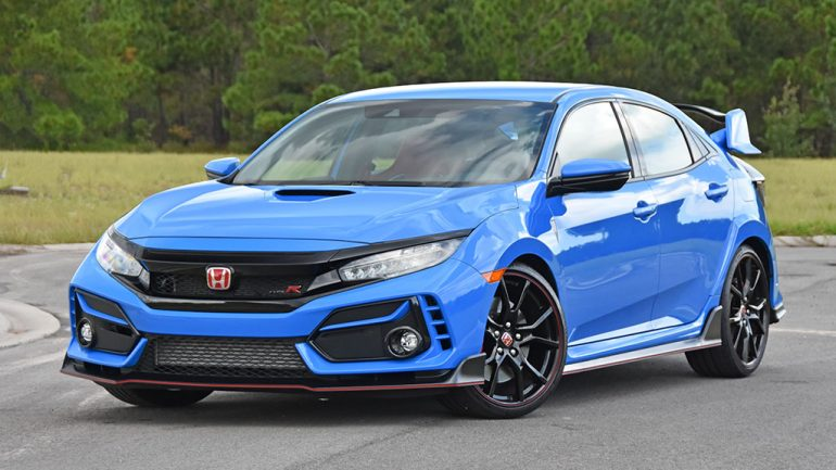 2020 Honda Civic Type R Review & Test Drive