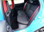 2020 honda civic type r rear seats