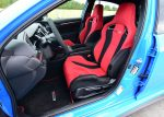2020 honda civic type r front seats