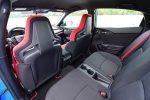 2020 honda civic type r interior rear
