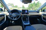 2020 toyota rav4 hybrid limited dashboard