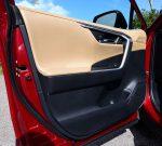 2020 toyota rav4 hybrid limited door trim