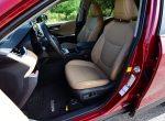 2020 toyota rav4 hybrid limited front seats